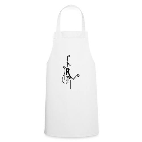 Buchstabendesign R - Cooking Apron