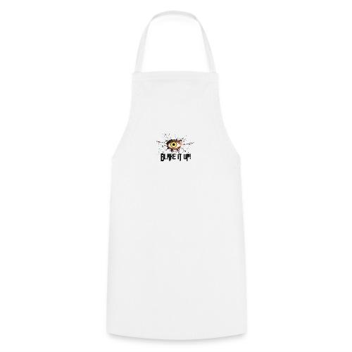 Blake it up black white - Cooking Apron