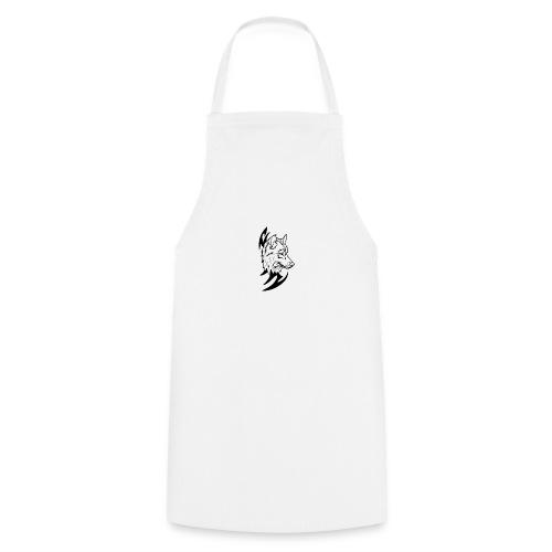 Loup Tribal - Tablier de cuisine