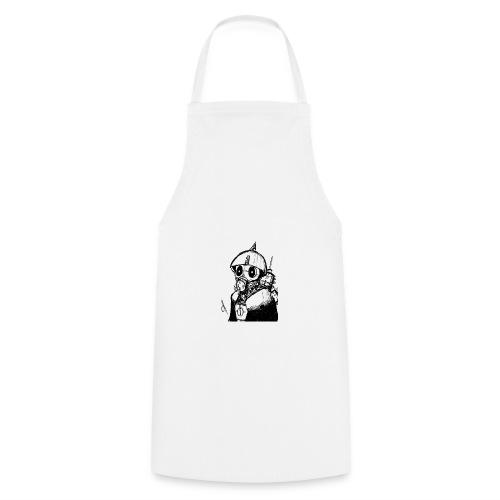 gas man - Delantal de cocina