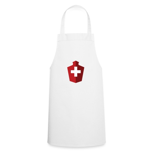 Schweizer Flagge - Schweiz - Kochschürze