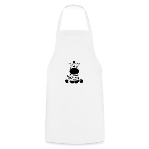 zebra - Kochschürze