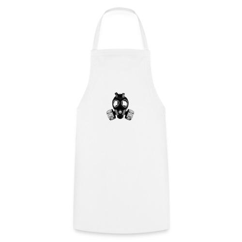 T-shirt modéle masque à gaz - Tablier de cuisine