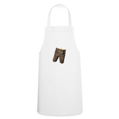 Lederhose - Kochschürze