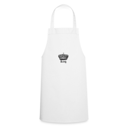 kings crown - Cooking Apron