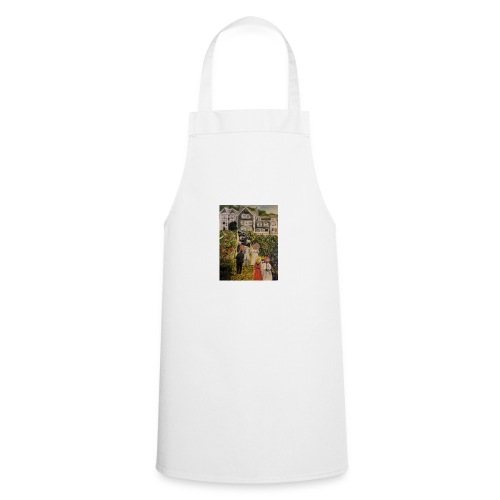 Scottish hotel in the early 19200's - Cooking Apron