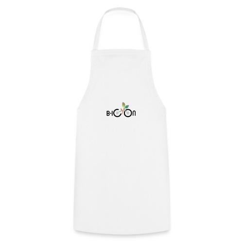 B-Icon Logo (Light Colored Items) - Keukenschort