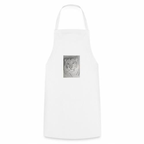 tiger art - Cooking Apron