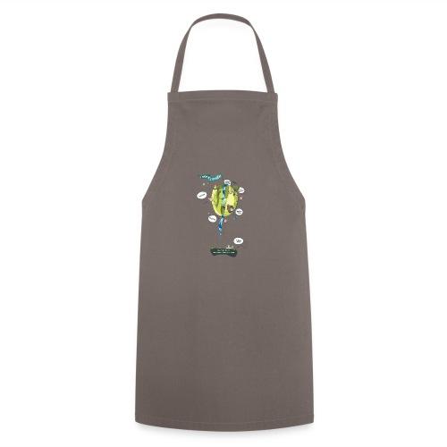 T-shirt Maison de L'aventure - Tablier de cuisine