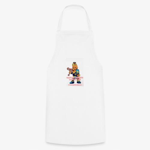 Captain Burrito - Cooking Apron