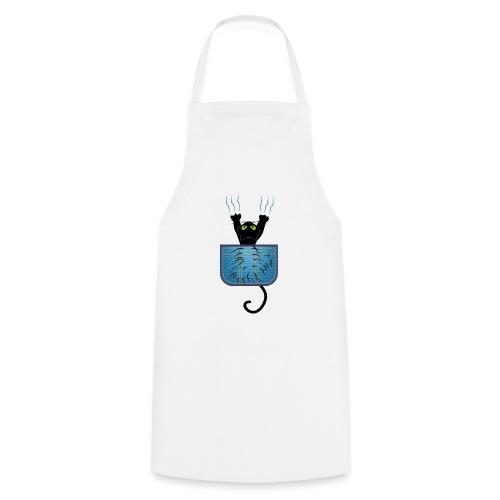 Gatete bolsillo - Delantal de cocina
