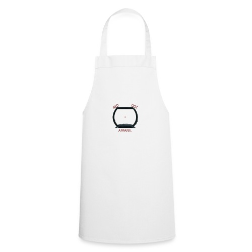 Red Dot Apparel png - Cooking Apron