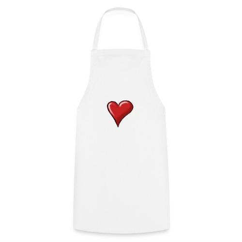 Love (coeur) - Tablier de cuisine