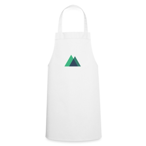 Mountain Logo - Cooking Apron
