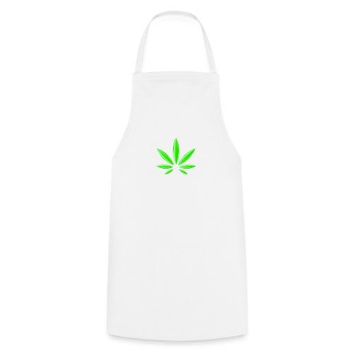 T-Shirt Design für Cannabis - Kochschürze