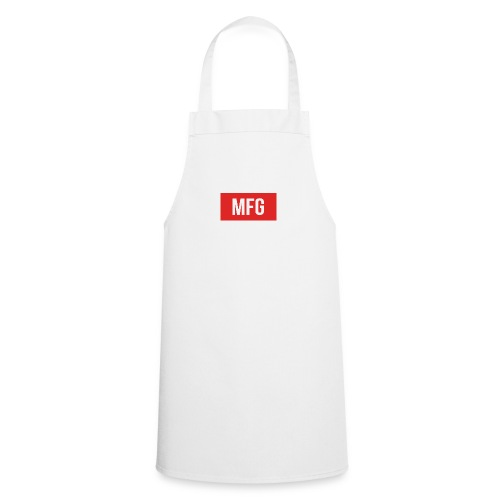 MFG on Youtube Logo - Cooking Apron