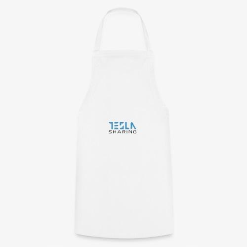 Teslasharing - denn Teslas soll man teilen - Kochschürze