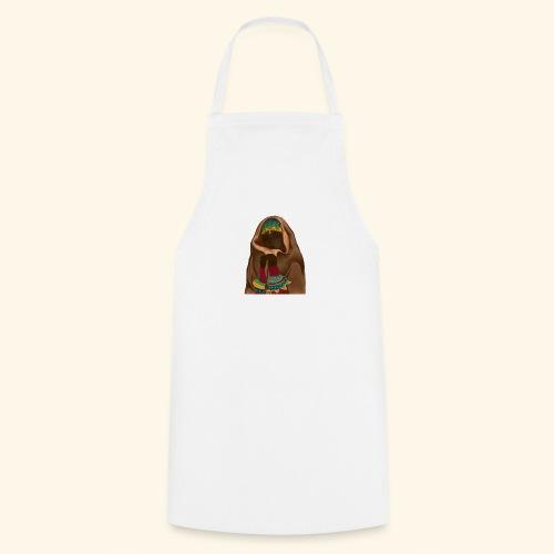 Femme bijou voile - Tablier de cuisine