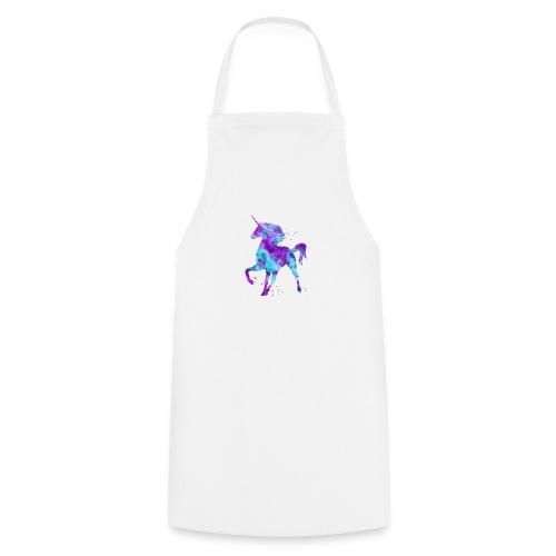 Kids shirt unicorn cooper - Cooking Apron