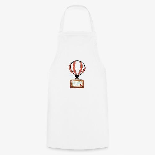 CUORE VIAGGIATORE Gadget per chi ama viaggiare - Grembiule da cucina