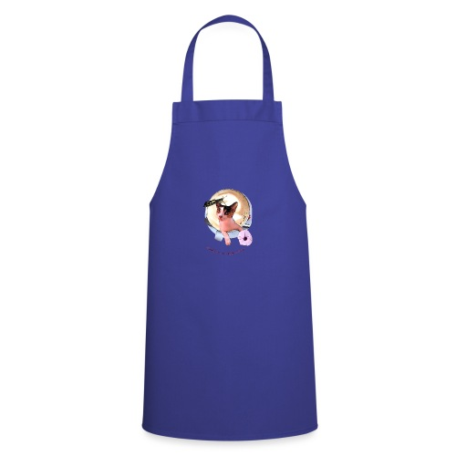 Ready for a cappuchino? - Cooking Apron