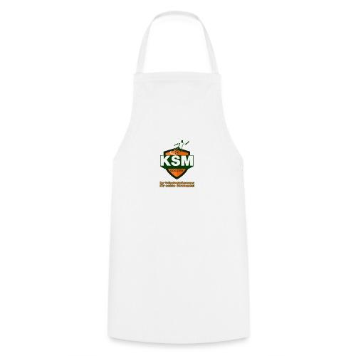 KSM-Soccer Logo - Kochschürze