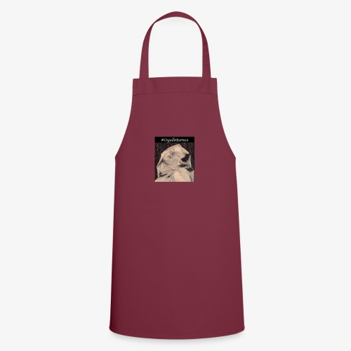 #OrgulloBarroco Teresa dibujo - Delantal de cocina