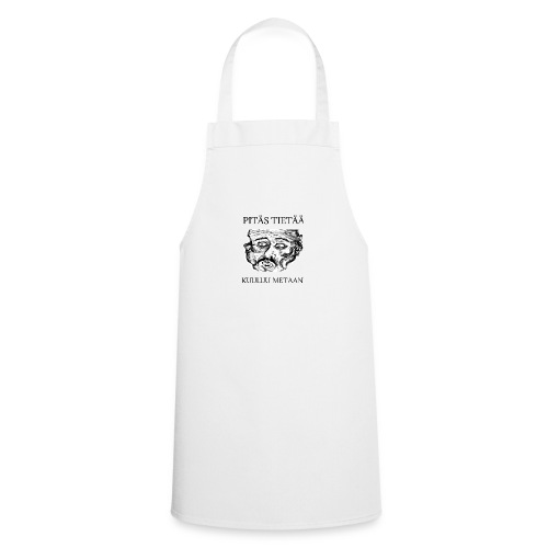Meta: orgrinRT (on a light background) - Cooking Apron