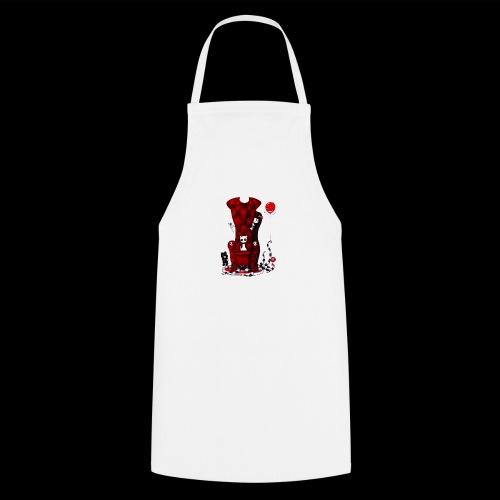 Cruelle petite fille - Tablier de cuisine
