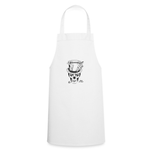 Steampunk Voodoo Spiced Rum - Cooking Apron
