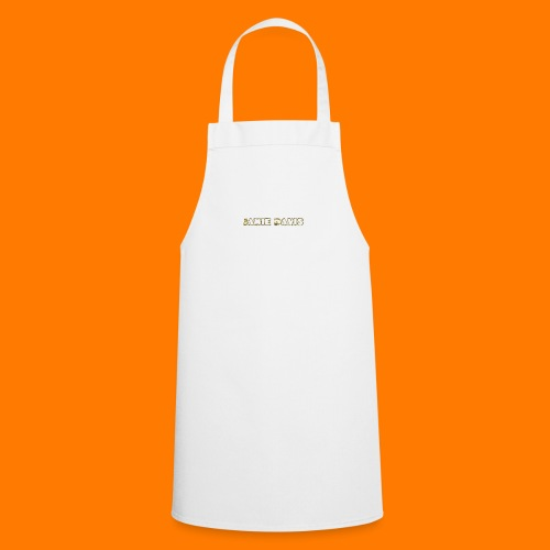Gold Bar - Cooking Apron