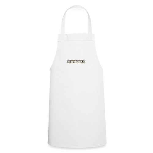 MoreMAK7 - Cooking Apron
