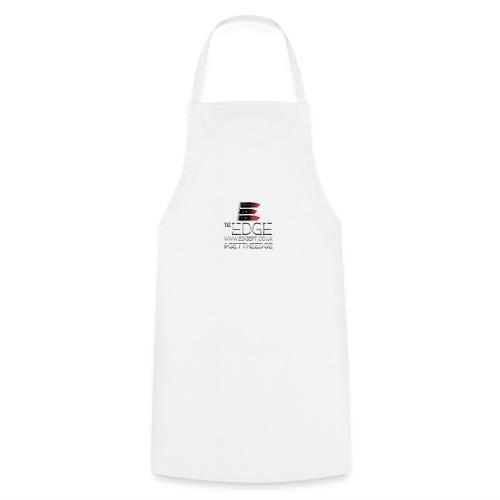 The Edge Logo - Cooking Apron