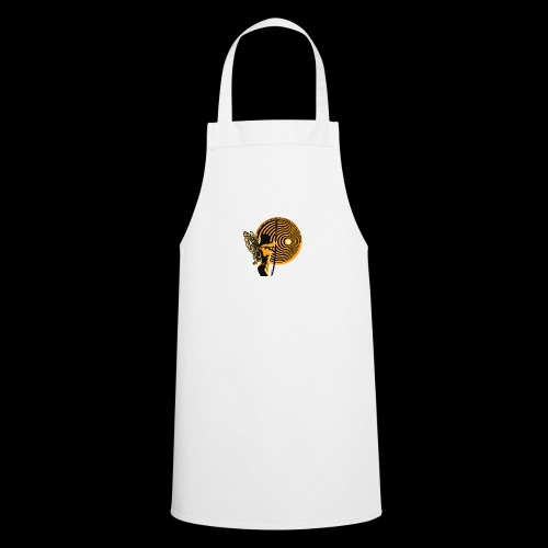 close your eyes - Cooking Apron