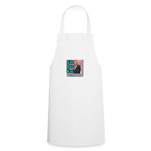 GeekOut Vlogs NES logo - Cooking Apron