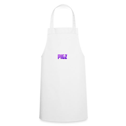 Pigz In Purple! - Cooking Apron
