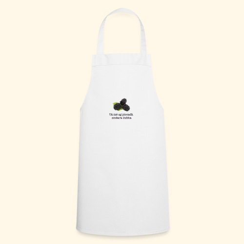 Picking blackberries - Cooking Apron