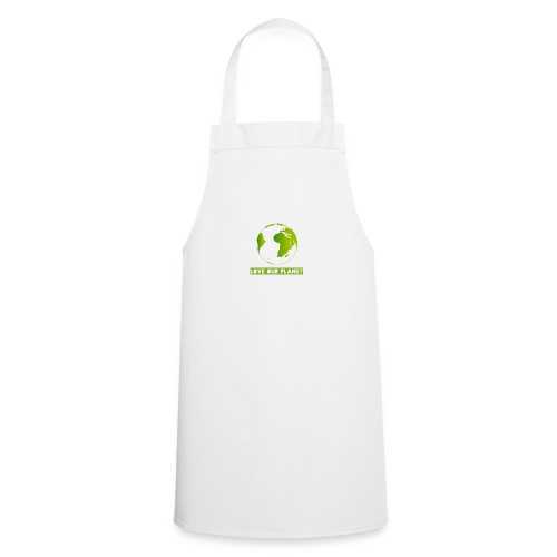 LOVE OUR PLANET - Cooking Apron