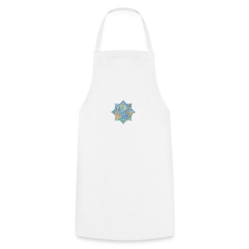 celtic flower - Cooking Apron