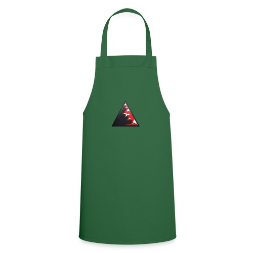 Climb high as a mountains to achieve high - Cooking Apron
