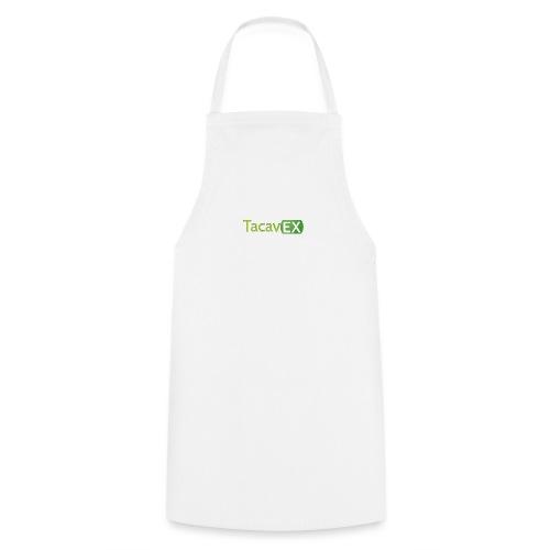 Logo TacavEX Horizontal - Delantal de cocina