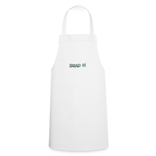 Official Brad H Logo - Cooking Apron