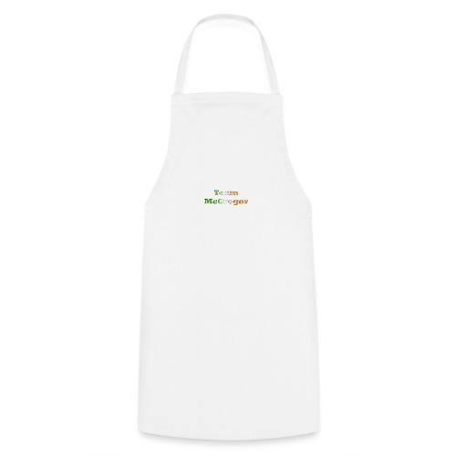 Team McGregor - Kochschürze