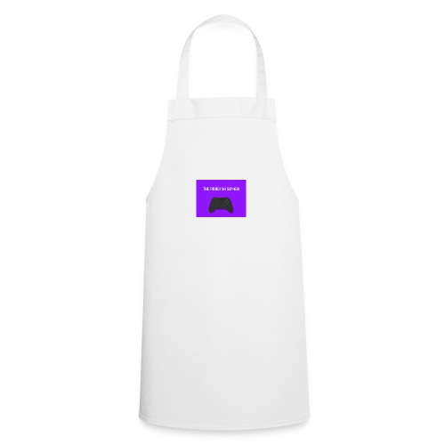 THE RUBBISH GAMES LOGO - Cooking Apron