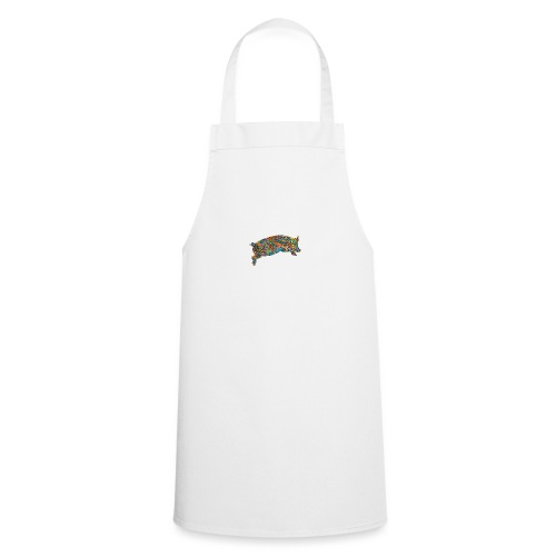 Time for a lucky jump - Cooking Apron