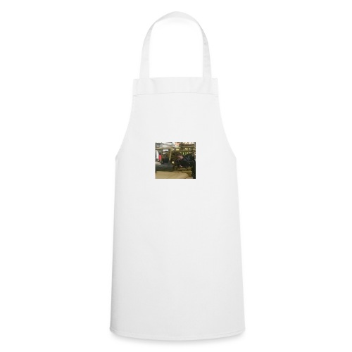 The Chromebook gamer mark.1 - Cooking Apron