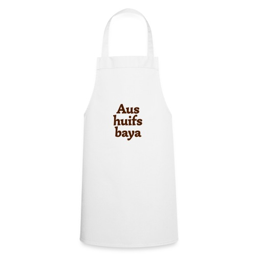 Aushuifsbayer - Kochschürze
