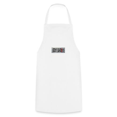 logo freddenise rectangle - Tablier de cuisine