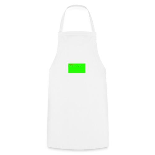 LLAMANATORS = SAVAGE - Cooking Apron
