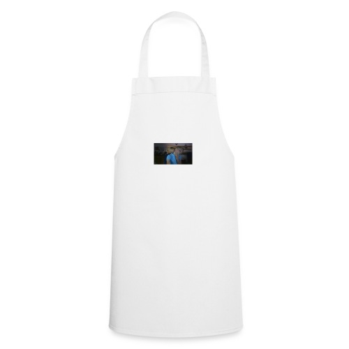 pink lazy hoodie - Cooking Apron